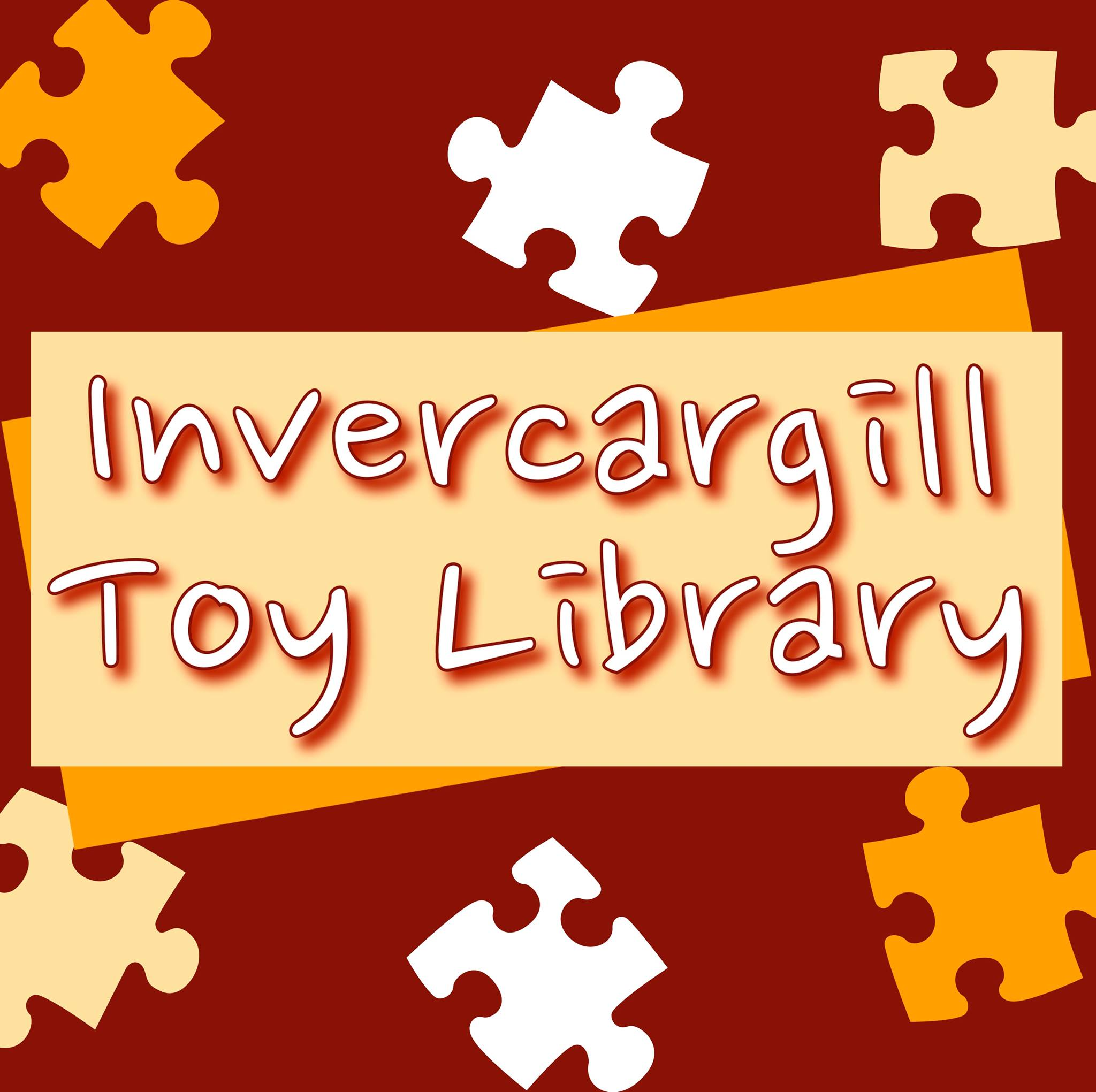 Invercargill Toy & Puzzle Library Logo